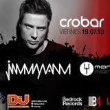 Jimmy Van M - Live at Techno Fridays Part 2, Crobar, Buenos Aires (19-07-2013)