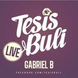 Gabriel B - live @ TESIS BULI Season Opening Sing Sing Szeged (2013-02-12)
