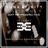 Sunk Afinity Sessions 2017 Retrospective