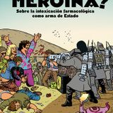 Entrevista con Juan Carlos Usó por '¿Nos matan con heroína?' en La Linterna de Diógenes (2015-12-22)