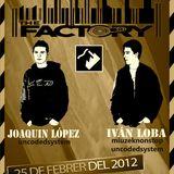 Iván Loba vs. Joaquin López @TheFactory