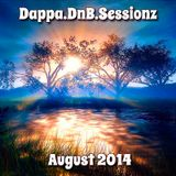 Dappa.DnB.Sessionz - Studio Mix August 2014