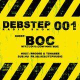 DEBstep radio show level 001