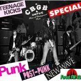 TEENAGE KICKS FOREST FM 'CBGB' SPECIAL EPISODE 23