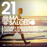 21 - AUTUMN BEACH SPORTS 120bpm by ma_Salcedo