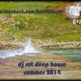 Adri FC - Deep House Dj Set Summer 2014
