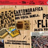 Post FLIA con JulietaVisconti, nos visitó Cartografías y telecósmica con Camila Mardones Vergara