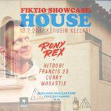 Curry @ Fiktio Showcase: House, 13.07.2017, Kerubi