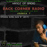 BACK CORNER RADIO: Episode #296 (Nov 9th 2017)