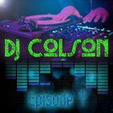 DJ COLSON Radio Episode 1 (House)