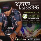 Digital Product - Z1063 -Radio Mix (June 16,2017)