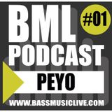 BML PODCAST #01 - PEYO
