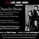 Depeche Mode - Live at Nakano Sun Plaza Hall, Tokyo - 8 April 1985