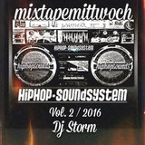 MIXTAPE-MITTWOCH Vol. 2 / 2016 - DJ Storm