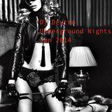 Dj Dextro_Underground_Nights_Tanira_Radioshow_Jan_2014