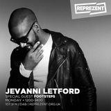 Jevanni Letford w/ Footsteps | 20th August 2018
