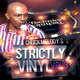 Strictly Soul Vinyl  Vol 3 - Chuck Melody