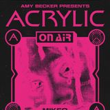 Acrylic on Air w/ Amy Becker & MikeQ - 2nd April 2018
