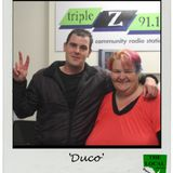 Interview with Duco 29 September 2016 on The Local - SA