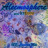 Alecmosphere 183: Canvas Mix with Iceferno
