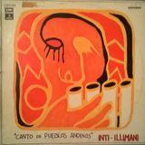 Inti Illimani: Canto de los pueblos andinos. J062-81.723. Emi Odeón. 1974. España.