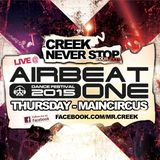 Creek Live @ AIRBEAT ONE FESTIVAL 2015 (Thursday Maincircus)