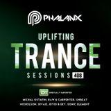 DJ Phalanx - Uplifting Trance Sessions EP. 408 / 04.11.2018