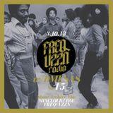 FREQ VZZN RADIO #15 w/Mesas