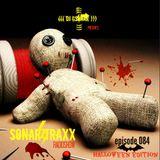 Sonartraxx Radioshow episode 084 Halloween Edition