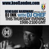 DJ CHEF & DJ INK RH20 SPECIAL-KOOL LONDON.