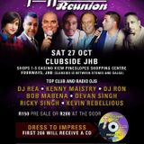 The Palladium Reunion JHB Mix Tape By Kevin Rebellious 2018