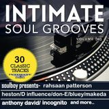 soulboy's intimate soul grooves the original EXTRA BONUS EDITION