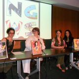 The Nerdy Girly Wordy Show - Panel at Dublin Comic Con 2016