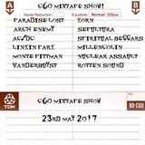 The C60 Mixtape Show 23rd May 2017
