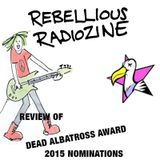 REBELLIOUS RADIOZINE - OCT 2015