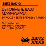 Deforme & Bass #29, at 8Bitz Radio