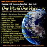 One World One Voice 71
