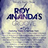 ROY ANANDA'S GROOVE #54