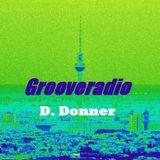 Grooveradio Mar 2018 D.Donner