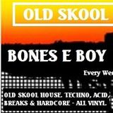 KFMP - OLD SKOOL . Bones-E-boy . Old Skool Mess-around #28 (90;s Main & Funky House). Kane fm