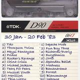D90-10: Jan (wk4) - Feb (wk3) 1983 (Side B)