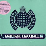 PETE TONG DANCE NATION 5 1998 MINISTRY OF SOUND