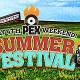 DJ Everyday live at PEX Summer Festival 2015