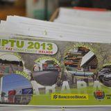 Prefeitura espera arrecadar R$ 20 milhões com IPTU 2013.