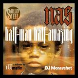 DJ Moneyhot - Half-Man Half-Amazing: A Tribute to Illmatic Mix by DJ Moneyshot