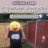 House Heads Radio Acid comp by Sascha Quicker