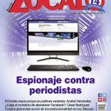 Presentación de los contenidos de Revista Zócalo del mes de Septiembre en MVS Radio