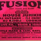 DJ Ignite & DJ Reign Feat Ilat & MC DD - Fusion NYE '94 (Jungle Book takeover, Keats Nightclub IOW)