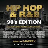 HIP HOP & R&B 90's Edition