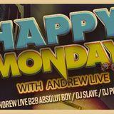 Slave @ Happy Monday Radioshow 28.12.2015